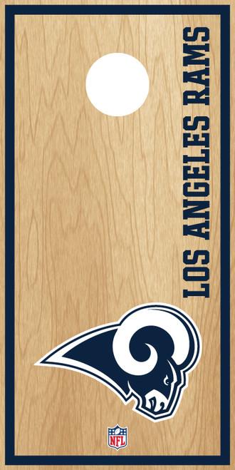 Los Angeles Rams Cornhole Boards -  ACL PRO NFL