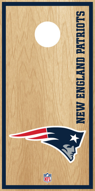 New England Patriots Cornhole Boards -  ACL PRO NFL