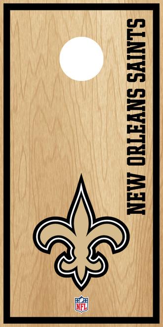 New Orleans Saints Cornhole Boards -  ACL PRO NFL