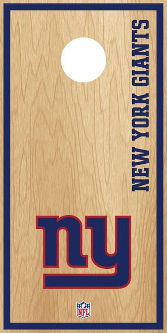 New York Giants Cornhole Boards -  ACL PRO NFL