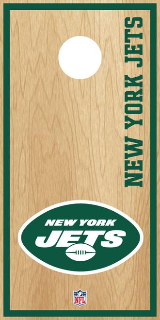New York Jets Cornhole Boards -  ACL PRO NFL