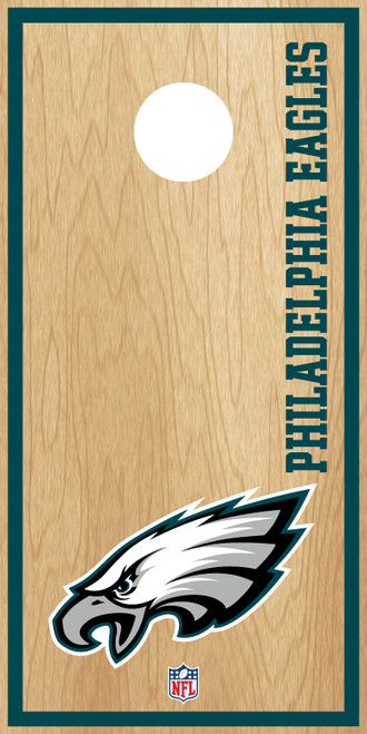 Philadelphia Eagles Cornhole Boards -  ACL PRO NFL