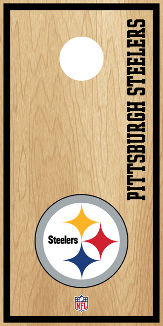 Pittsburgh Steelers Cornhole Boards -  ACL PRO NFL