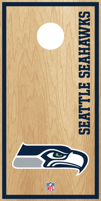 Seattle Seahawks Cornhole Boards -  ACL PRO NFL