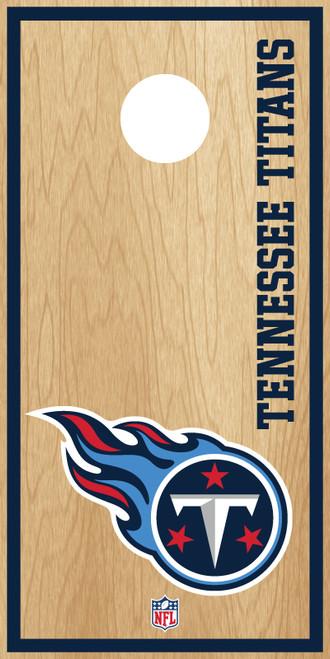 Tennessee Titans Cornhole Boards -  ACL PRO NFL