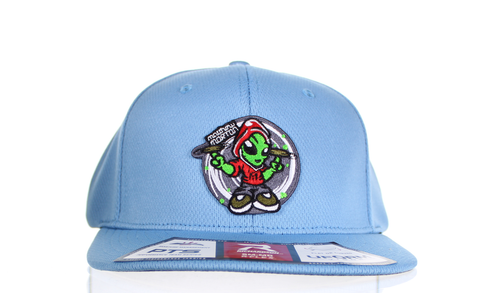 Matthew Morton  Alien Hat Embroidered Logo - Free Shipping