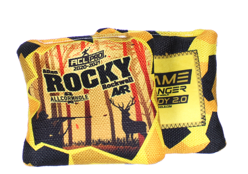"Allan ""Rocky"" Rockwell GameChanger STEADY 2.0 SET OF 8"
