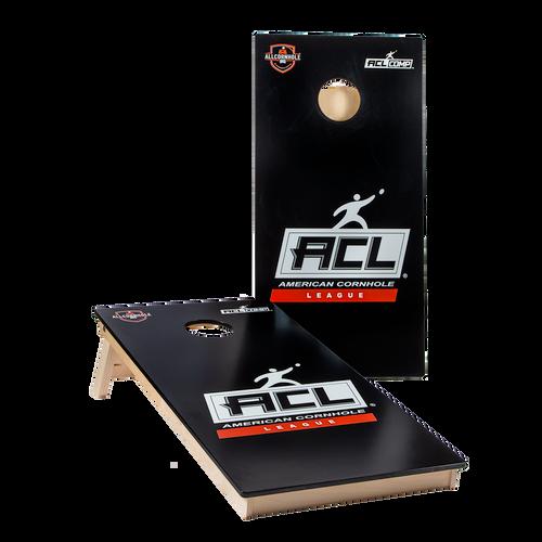 BLACK ACL Comp Series Cornhole Boards