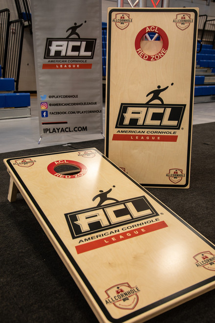 Official ACL PRO Cornhole Boards - BROADCAST VERSION