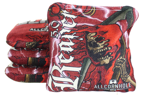 Limited Edition Reaper 5.0 All-Slide Cornhole Bags