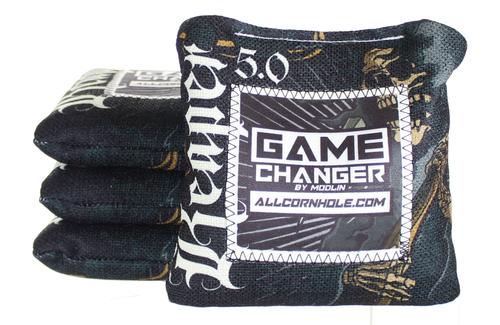 Limited Edition Reaper 5.0 GameChanger Cornhole Bags