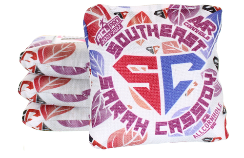 Sarah Cassidy GameChanger cornhole bags - SET OF 8 - Southeast Design