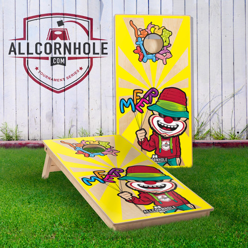 Mike Ferreira Cornhole Boards
