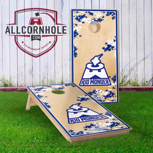 Eian Cripps Cornhole Boards