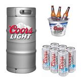 Coors Light (7.5gal Keg)