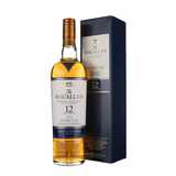 The Macallan Double Cask 12 Years Old Highland Single Malt Scotch Whiskey (750ml)