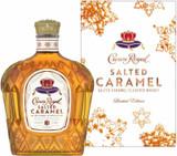 Crown Royal Salted Caramel Whiskey (750ml)