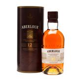 Aberlour 12 year Scotch Whiskey (750ml)