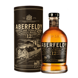 Aberfeldy Highland Single Malt Scotch Whiskey 12 Years (750ml)