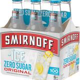 Smirnoff Ice Zero Sugar Original (6pkb/11.2oz)