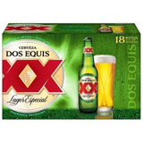 Dos Equis Lager (18pkb/12oz)