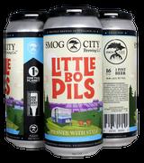 Smog City  little Bo Pils (4pkc/16oz)