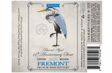 Fremont Brewing Barrel Aged 11th Anniversary Stout Limited Release (750ml)