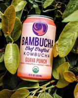 Bambucha  Kombucha Guava Punch  (5.5 Gal Keg)