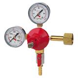 Micro Matic 842 Premium Plus Series Double Gauge Primary CO2 Low-Pressure Regulator # 842-PP