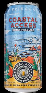 Pizza Port Brewing Co. Coastal Access IPA  (16oz)