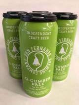 San Fernando Brewing Q-Cumber Pale (4pkc/16oz)