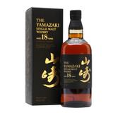 Suntory The Yamazaki Single Malt Aged 18 Years (750ml)