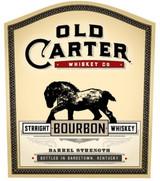 "Old Carter ""Batch 1"" Kentucky Straight Whiskey (750ml)"