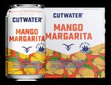 Cutwater Spirits Mango Margarita (4pkc/12oz)