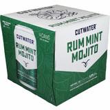 Cutwater Spirits Rum Mint Mojito (4pkc/12oz)