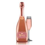 LaLuca Prosecco Rose Sparkling Wine (750ml)