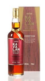 Kavalan Sherry Oak Single Malt Whisky (750ml)