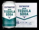 Cutwater Lime Tequila Soda (4pkc/12oz)