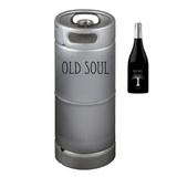 Old Soul Vineyards Pinot Noir (5.5 GAL KEG)