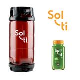 Solti Cold Pressed Juice Sweet Green (5.5 GAL KEG)