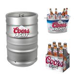 Coors Light (15.5gal Keg)