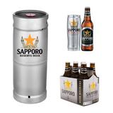 Sapporo (5.5gal Keg)