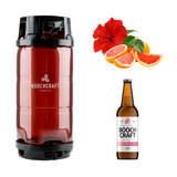 Boochcraft Grapefruit, Hibiscus, Heather (5.5gal Keg)