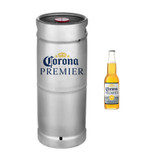 Corona Premier is a superior light lager with only 2.6g carbs and 90 calories. Brewed to be easy-drinking, the taste is undeniably Corona. Premier is a uniquely refreshing beer perfect for taking a moment to look around and appreciate all that you've accomplished so far. THE AROMA: Notes of fruit, honey, and malt. THE TASTE: Sweet, crisp, even-bodied. FOOD PAIRINGS: Bright, light flavors like grilled chicken, fish, and pork.