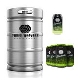 Three Weavers Expatriate IPA (15.5gal Keg)