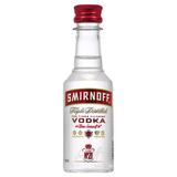 Smirnoff Vodka Red (50ml)
