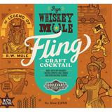 Fling Rye Whiskey Mule (4pkc/12oz)