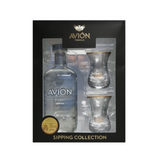 Avion Tequila Silver Sipping Collection Gift Set (750ml)