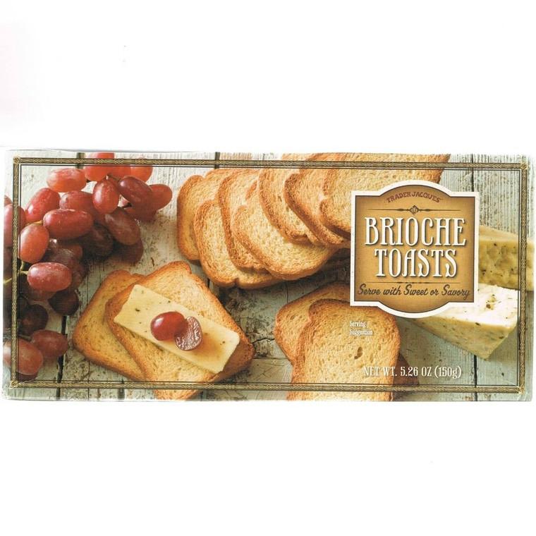 Trader Joe's Brioche Toasts