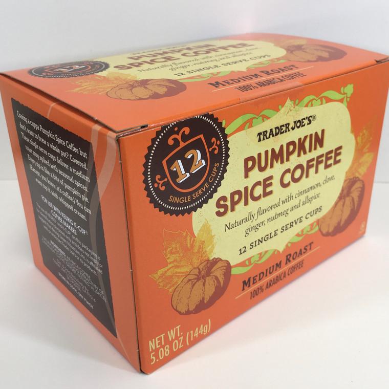 Trader Joe's Pumpkin Spice Coffee K Cups